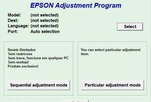 Epson L200 Atık Mürekkep Ped Resetleme